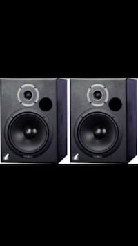 event tr8 professional studio monitors  Boston, 02121