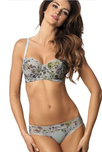 Cleo Floral Gorteks Bras in bulk (228) New York, 11375