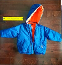 Gap toddler winter coat size 2T in excellent condition PRICE IS FIRM  Brampton, L6W 1V2