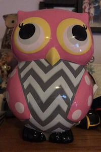 Owl piggy bank brand new never used Hamilton, L9A 5K4