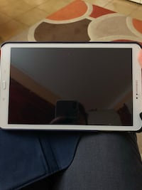 smartphone bianco Samsung Galaxy Android 7248 km