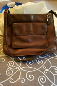 Fossil leather purse Slidell, 70460