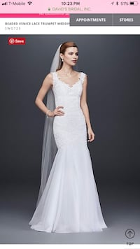 Wedding dress Arvada