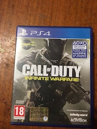 call of duty infinite warfare per ps4