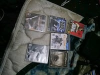 assorted Sony PS3 game cases Keyes, 95328