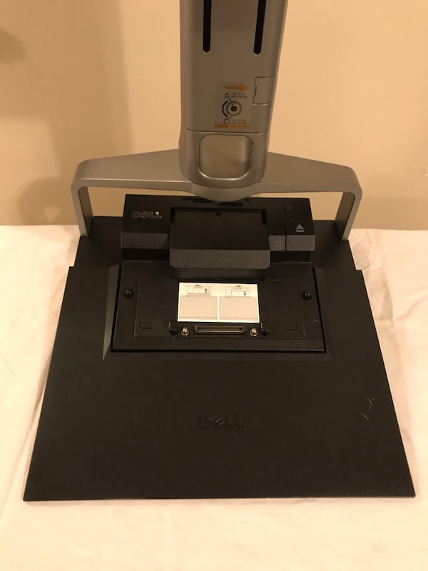 Dell Monitor Stand w/ Docking Station 7