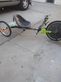 green mean huffy machine