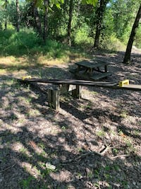 Seesaw, Picnic Table North Potomac, 20878