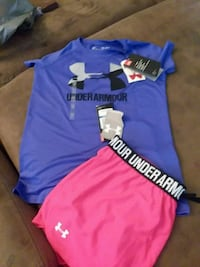 Under Armour outfit nwt Pueblo, 81001