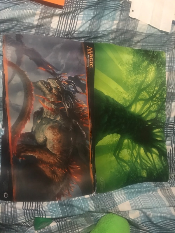 Magic the gathering play mats