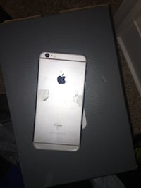 iPhone 6s Plus space gray (non working for parts only) Temple Hills, 20748
