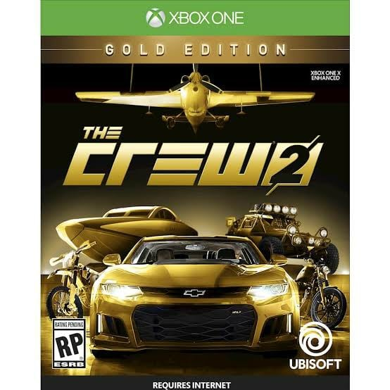 Xbox one The Crew 2 Gold a86efa97-619a-4d3f-9d36-ef35c015ca3d