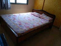 Queen size double cot with bwd Bengaluru, 560078