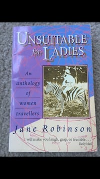 Unsuitable for ladies by Jane Robinson Virginia Beach, 23454