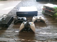 Xbox 360 slim Black edition