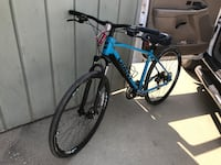 GIANt New has sealed tires and up graded peddles 400$ bike Fresno, 93728