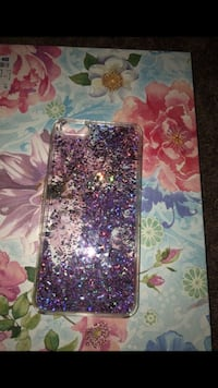 iPhone 6s Plus Glitter Case