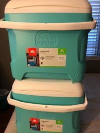 Igloo Contour Cooler $15 EACH ONE  Corona, 92879