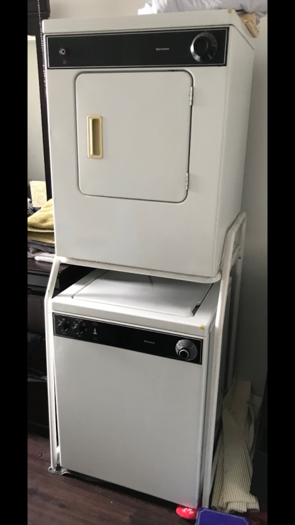 Used Washer dryer apartment size for sale in Hamilton - letgo