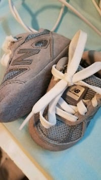 2 pairs....1 Black and 1Gray...BABY NEW BALANCE Silver Spring, 20904