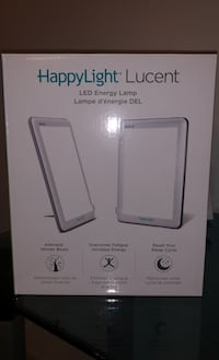 Verilux HappyLight VT22 Lucent 10000 Lux LED Therapy Lamp