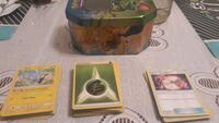 Pokemon cards and container Baltimore, 21207