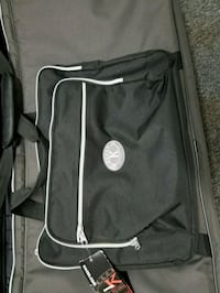 black and gray travel luggage College Park, 20740