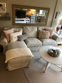 IKEA Cream Sectional (Perfect Condition)  Portland, 97210