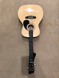 Jay Jr. 3/4 size Acoustic Guitar Langford, V9B 0G8
