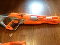 orange and black Nerf gun Corpus Christi, 78412