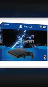 Brand new PS4 hurry up last one