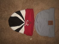 red and gray knit caps Washington, 20020