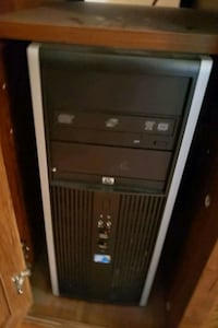 HP PC with Dual Monitors Greenville, 29607