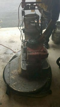 Floor buffer Bristow