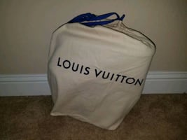 Louis Vuttion snow boots . New