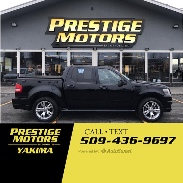 2010 Ford Explorer Sport Trac Adrenalin: Used 2010 Ford Explorer Sport Trac Limited For Sale In