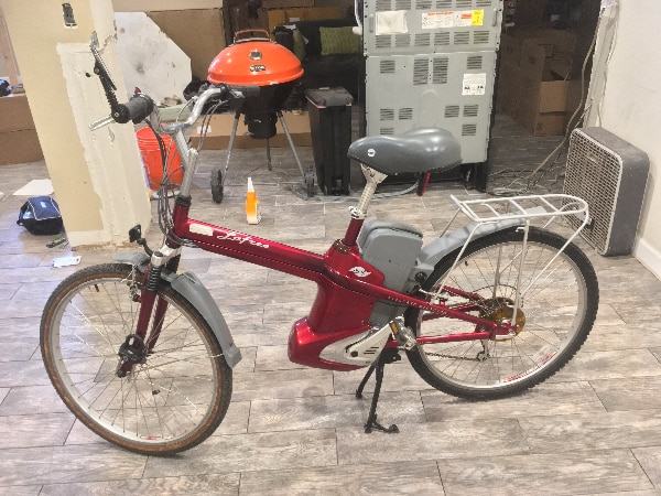 Electric Bicycle For Sale >> Used Giant Lafree Electric Bike For Sale In Washington Letgo