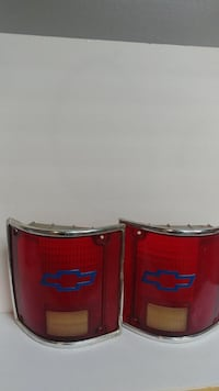 73-87 Chevy Tail Lenses. Can ship Greenville, 48838