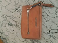 brown leather Michael Kors wristlet Winnipeg, R3M 1Y7