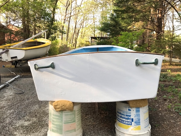 Rowing Dinghy 2c9d9721-7175-4b59-b556-56486fd3ad48