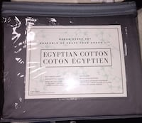 EGYPTIAN COTTON QUEEN SHEET SET Toronto, M6B 3X8