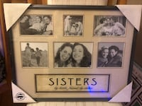 BRAND NEW SISTERS COLLAGE FRAME  North Dumfries, N0B 1E0