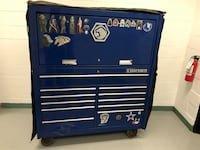 MATCO 4S Toolbox and tools! Toronto, M8Z 1S5