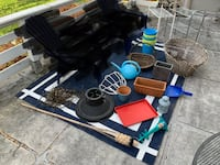 Moving Sale!  Outdoor and garden stuff! Silver Spring, 20904