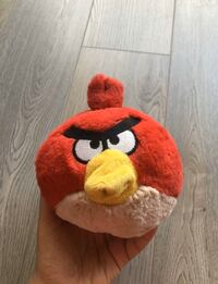 Angry Bird Plush Toy