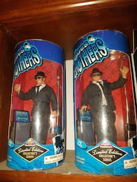 two Blues Brothers Limited Edition Collector's Series