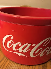 Limited Edition Coca-Cola Party Cooler Tracy, 95376