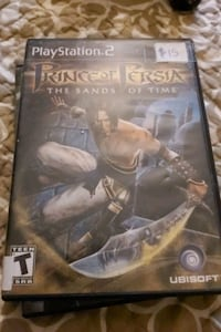 Prince of Persia: The Sands of Time (Sony PlayStation 2, 2003) PS2