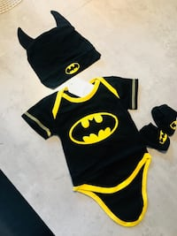 New Batman Baby clothes size 70 Oslo, 0356