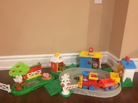 Fisher-Price little people train and farm Aurora, L4G 7S8